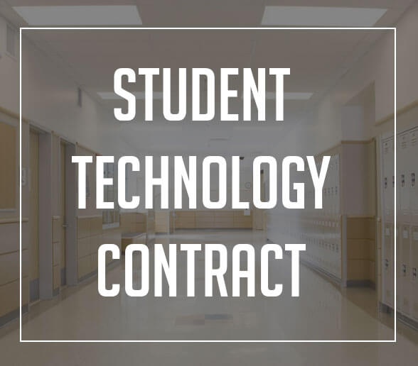 Free Download - Student Technology Contract